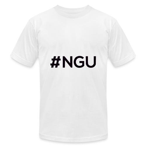 logo 11 final - Unisex Jersey T-Shirt by Bella + Canvas
