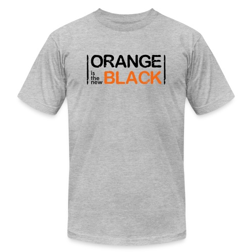 Free Piper, Orange is the New Black Women's - Unisex Jersey T-Shirt by Bella + Canvas
