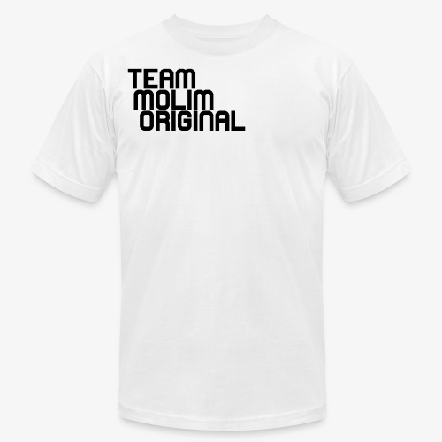 Team1 png - Unisex Jersey T-Shirt by Bella + Canvas