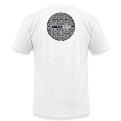 bulgebullmanhole - Unisex Jersey T-Shirt by Bella + Canvas