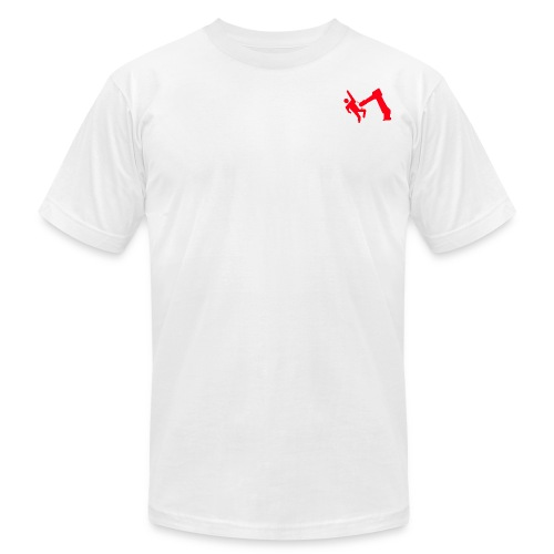 Robot Wins - Unisex Jersey T-Shirt by Bella + Canvas
