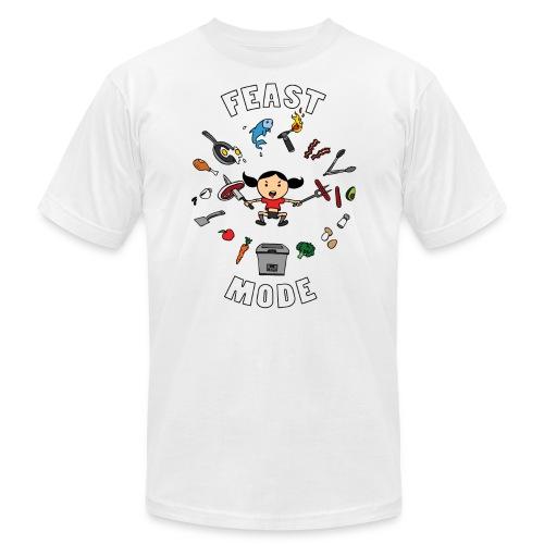 Feast Mode - Unisex Jersey T-Shirt by Bella + Canvas