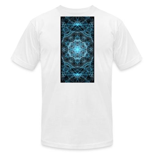 Icy Lights - Men's Fine Jersey T-Shirt