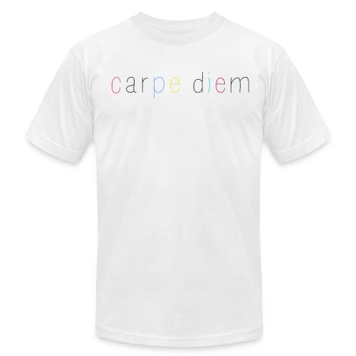 Carpe Diem - Seize the day - Men's Fine Jersey T-Shirt