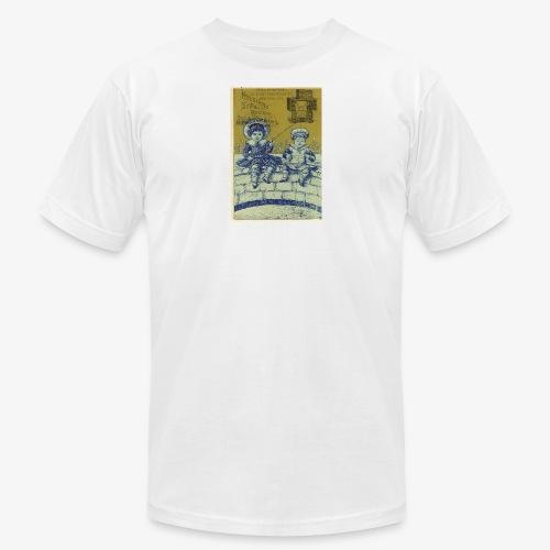 Vintage Ad T-Shirt - Men's Fine Jersey T-Shirt