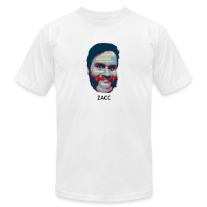 hope zacc - Men's Fine Jersey T-Shirt