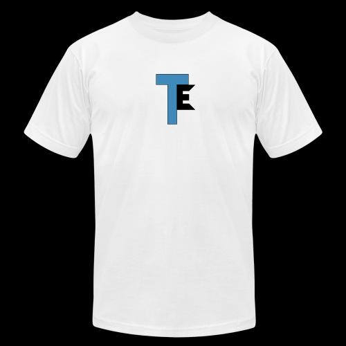 The Second Team Exelfiny Logo - Men's Fine Jersey T-Shirt