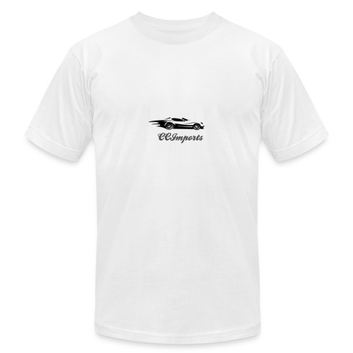 CCImports Logo - Men's Fine Jersey T-Shirt