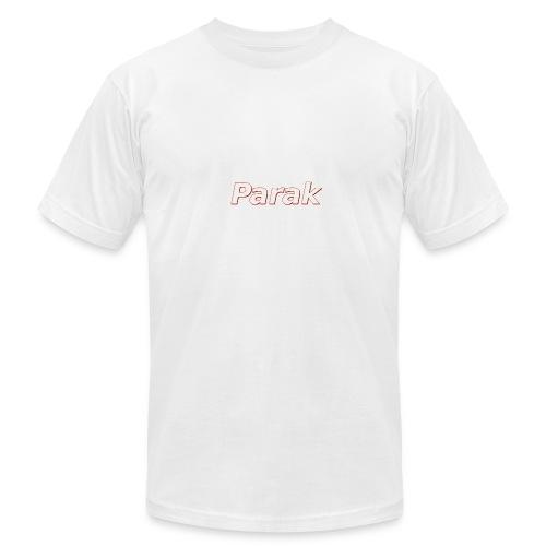 Parak logo - Men's Fine Jersey T-Shirt