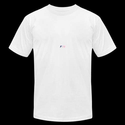 FTM Label Shirt - Men's Fine Jersey T-Shirt