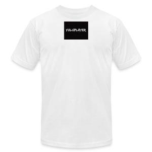 YoloPlayer Merch - Men's Fine Jersey T-Shirt