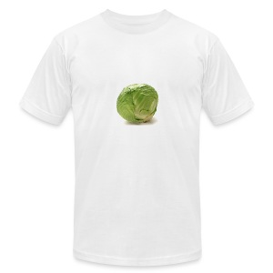 CabbageTexts Streetwear - Men's T-Shirt by American Apparel