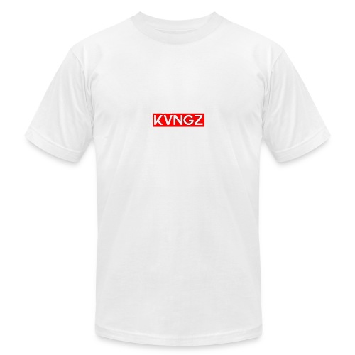 Supreme inspired T-shrt - Men's Fine Jersey T-Shirt