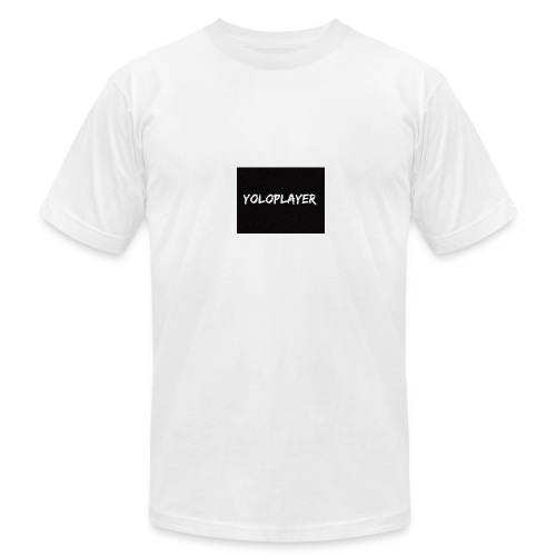 YoloPlayer Merch - Men's Fine Jersey T-Shirt