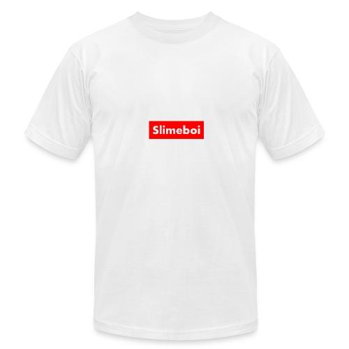 Slimeboi Red Boi - Men's Fine Jersey T-Shirt