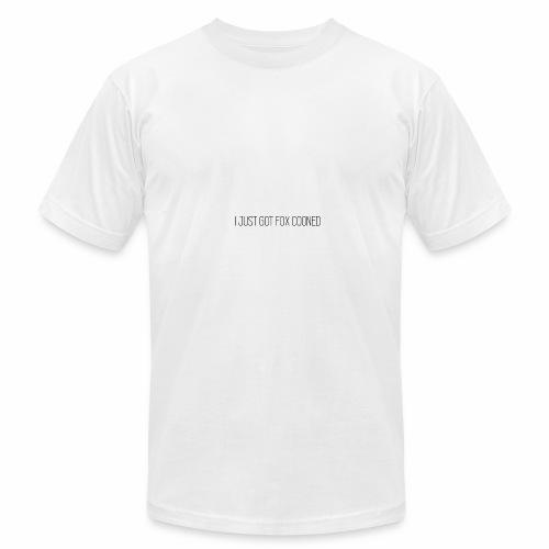 Fox Cooned - Men's Fine Jersey T-Shirt