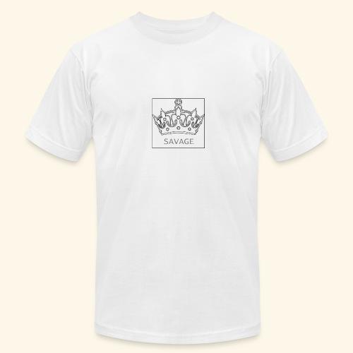 Savage Crown - Men's  Jersey T-Shirt