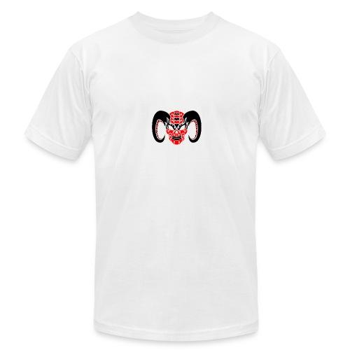 Demon Skull - Men's Fine Jersey T-Shirt