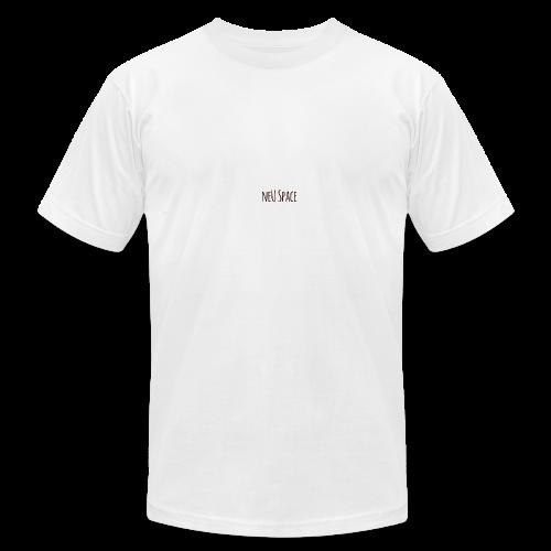 Neu Space Brand - Men's Fine Jersey T-Shirt