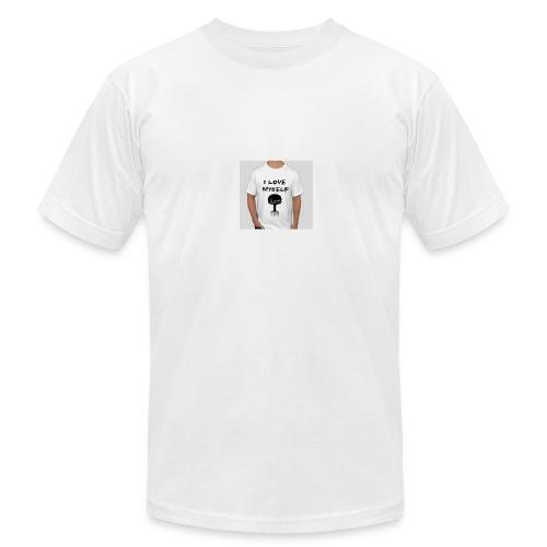 love myself - Men's Fine Jersey T-Shirt