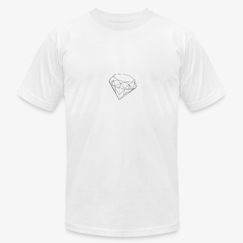 Diamond - Men's Fine Jersey T-Shirt