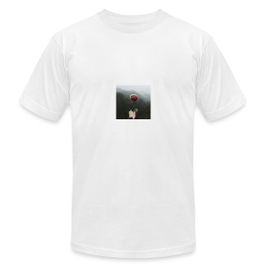 rose - Men's Fine Jersey T-Shirt