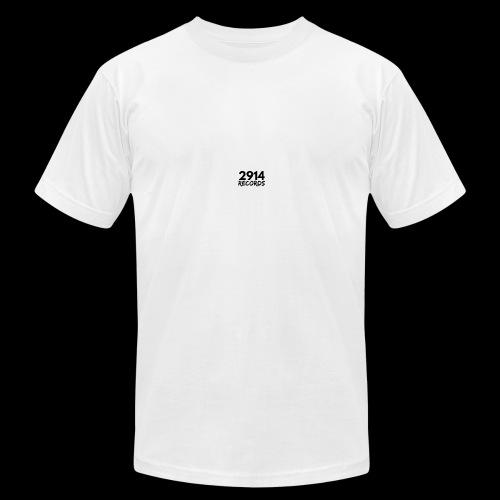 2914 Records Shirt 2018 - Men's Fine Jersey T-Shirt