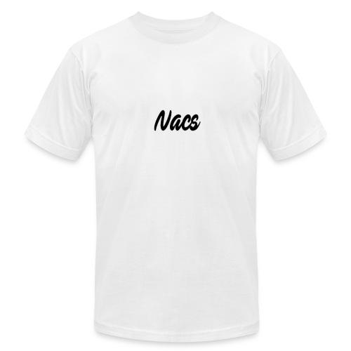 Nacs Letters - Men's Fine Jersey T-Shirt
