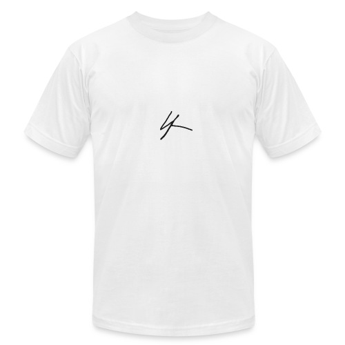 Signature logo - Men's  Jersey T-Shirt