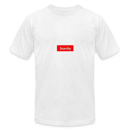 Scorchy HypeBeast - Men's Fine Jersey T-Shirt