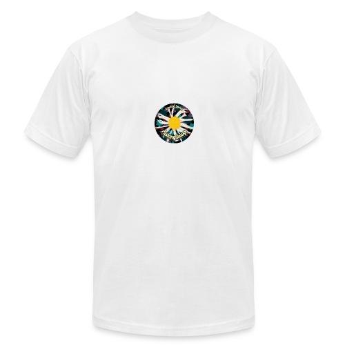 Erasing Spring - Men's Fine Jersey T-Shirt