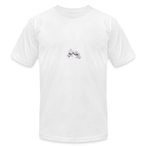Never Let Go - Men's Fine Jersey T-Shirt