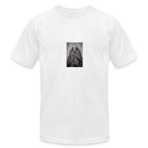 Dan Bullplume - Men's Fine Jersey T-Shirt