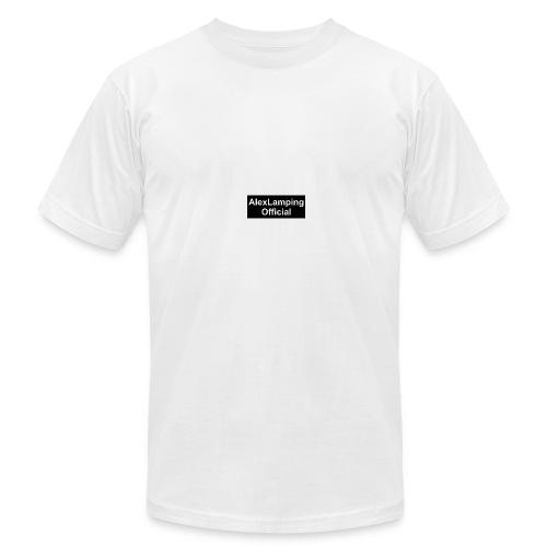 AlexLampingOfficial - Men's Fine Jersey T-Shirt