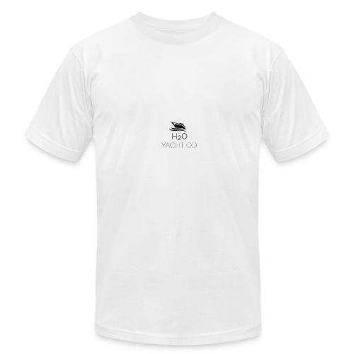 H2O Yacht Co. Black - Men's  Jersey T-Shirt