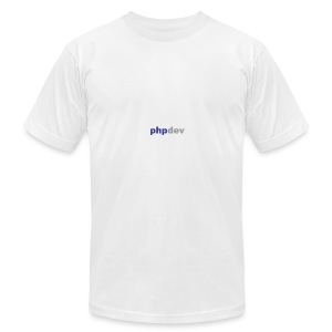 phpdev Products - Men's Fine Jersey T-Shirt