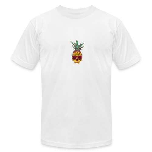 MrTOTO skull - Men's  Jersey T-Shirt