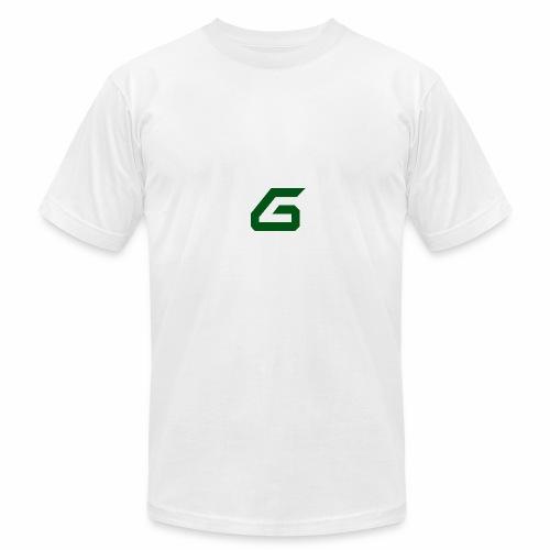 The New Era M/V Sweatshirt Logo - Green - Men's Fine Jersey T-Shirt