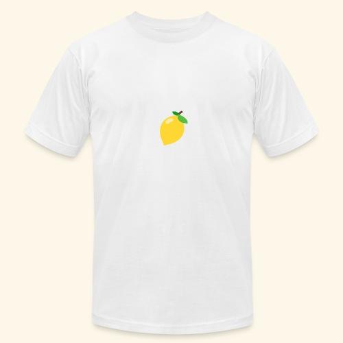 lemon - Men's Fine Jersey T-Shirt