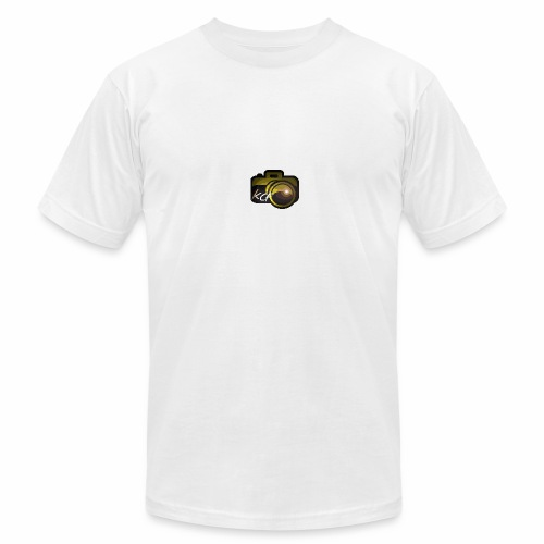 KCF camera - Men's Fine Jersey T-Shirt