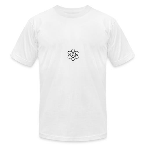 Genius Particle - Men's Fine Jersey T-Shirt