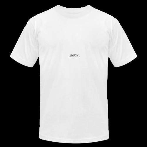 Shook. #1 - Men's Fine Jersey T-Shirt