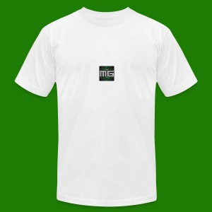 MrGreenGaming Logo Phone Cases - Men's Fine Jersey T-Shirt