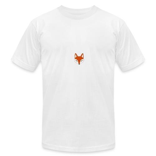fox 1 - Men's Fine Jersey T-Shirt