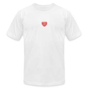 Schulz Academy - Men's T-Shirt by American Apparel