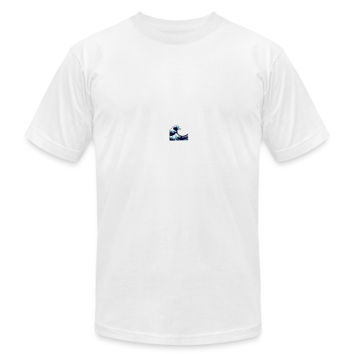 Wave - Men's Fine Jersey T-Shirt