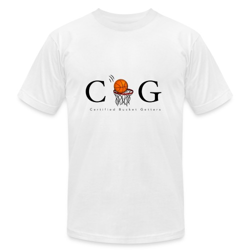 CBG Ballers clothing - Men's Fine Jersey T-Shirt