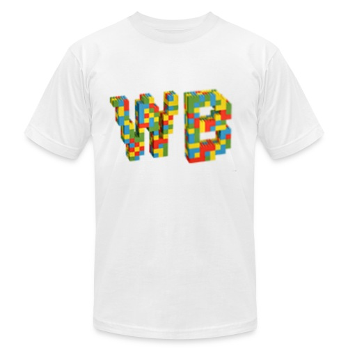 Widdle B - Men's Fine Jersey T-Shirt