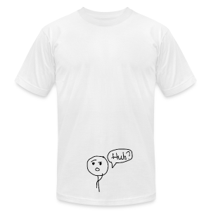Confused - Men's Fine Jersey T-Shirt