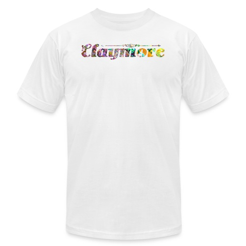 Claymore Attire [G1] - Men's Fine Jersey T-Shirt